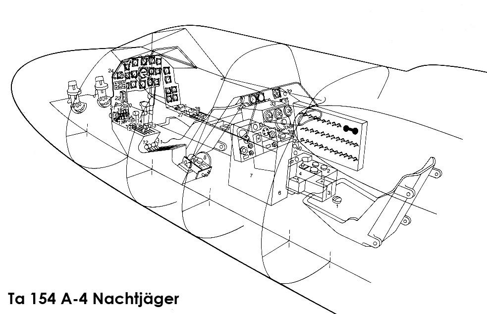 Revell-Monogram Focke-Wulf TA154A-0 Moskito - Page 2 Img_0236