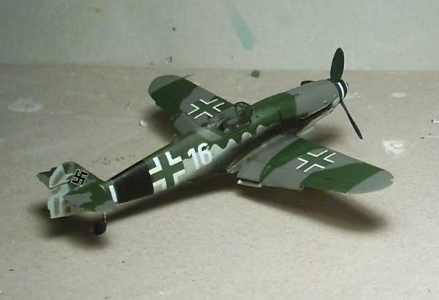 [Heller] Messerschmitt Bf 109 K-4 Messer18