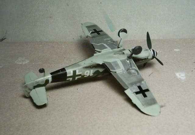 [Heller] Messerschmitt Bf 109 K-4 Messer19