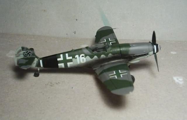 [Heller] Messerschmitt Bf 109 K-4 Messer20