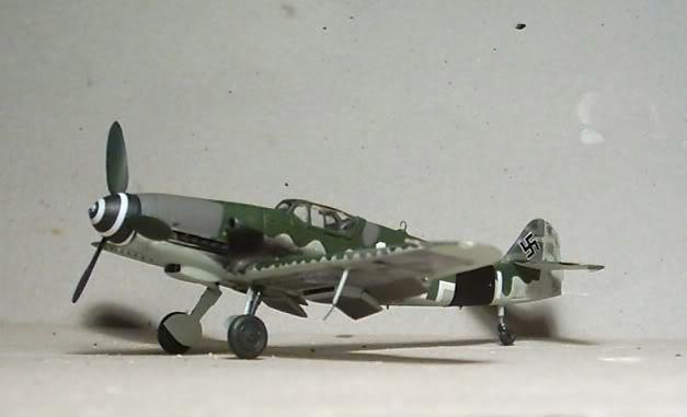 [Heller] Messerschmitt Bf 109 K-4 Messer21