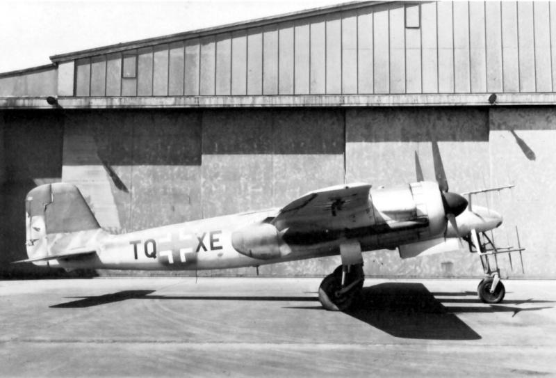 Revell-Monogram Focke-Wulf TA154A-0 Moskito Ta154a10