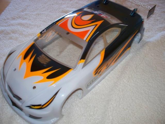 Carro pour Tamiya TRF416 Trf41612