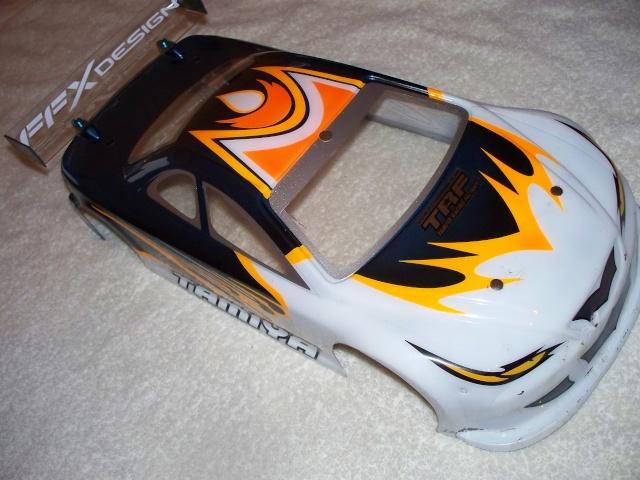 Carro pour Tamiya TRF416 Trf41614