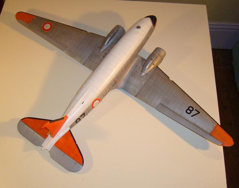 C 47 D Dakota, Aéronautique Navale Française. Trumpetter 1/48 P1010611