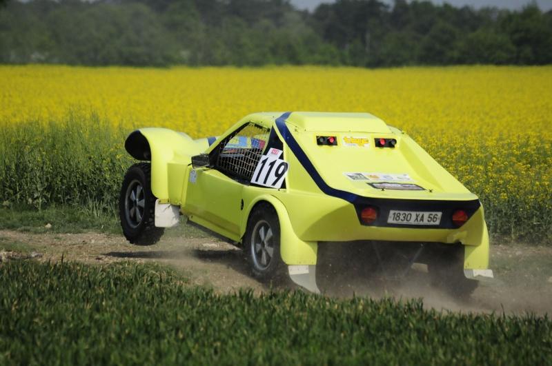 Recherche photos et vidéos du phil's car jaune n° 119 Gatin101