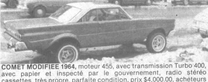Ancien custom et modifer du Québec - Page 2 64come10