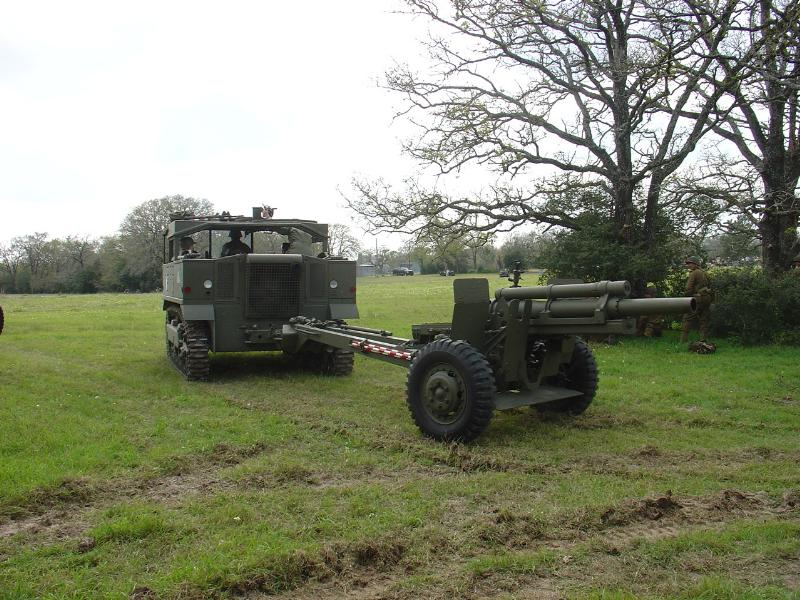 105 mm Howitzer M2A1-Carriage M2A2 30283810