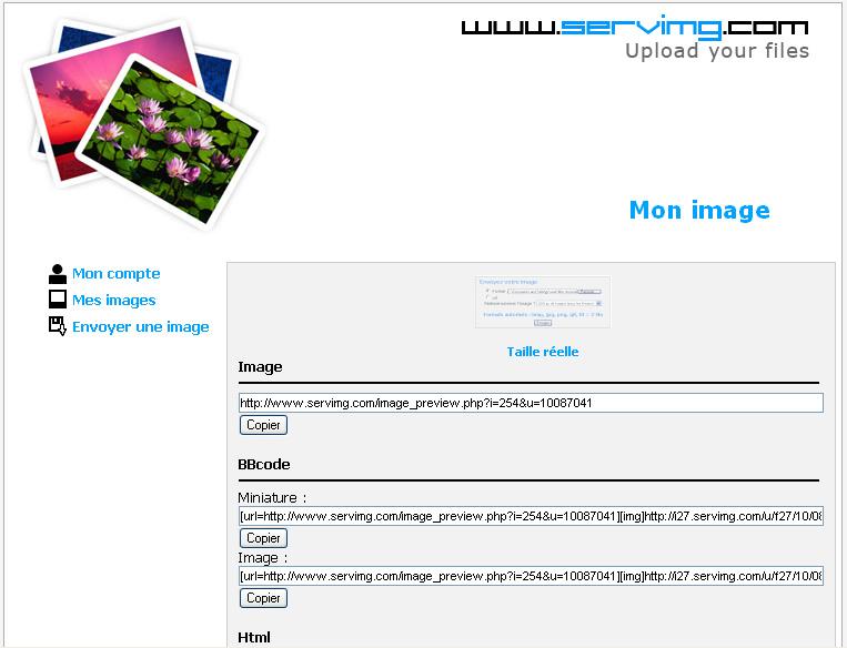 inserer vos photos Imagef12