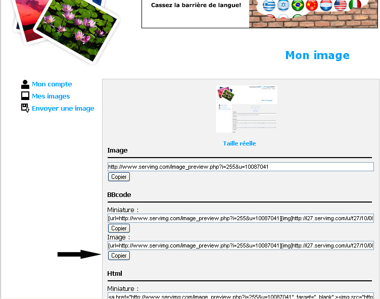 inserer vos photos Imagef13