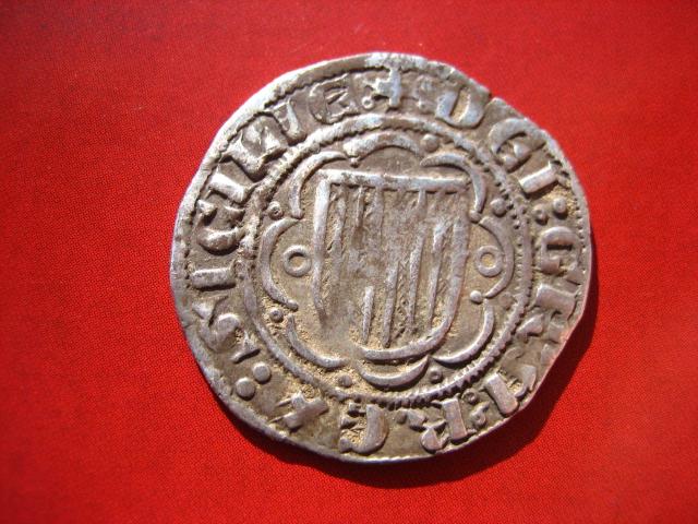 Pirral de Lluis I de (Sicilia, 1342 - 1355 d.C) Pirral11