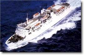 Les naufragés du Samina Es10