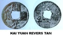 La determination du KAI YUAN TONG BAO a travers les dynastie Kai_yu16