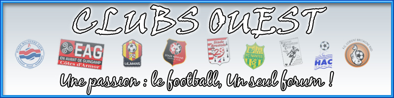 Clubs-OUEST