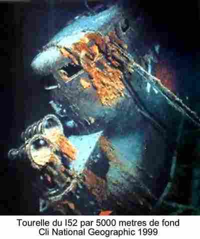 Les sous marins Japonais en Bretagne! Tourel10