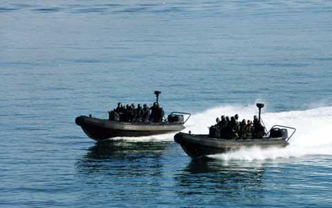 رماة البحرية الجزائرية Etrit310