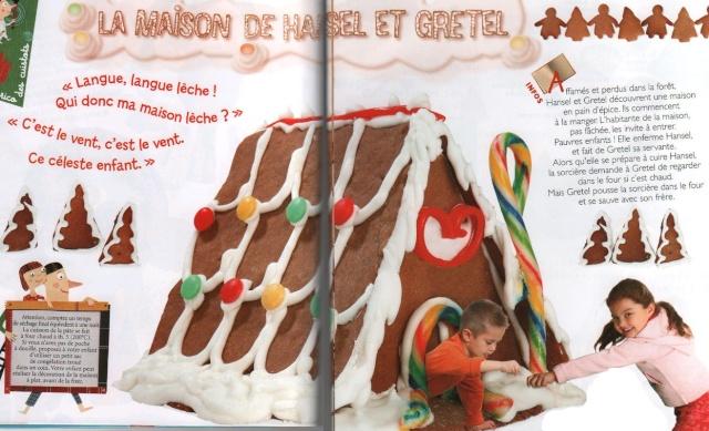 la maison de Hansel et Gretel Hansel10