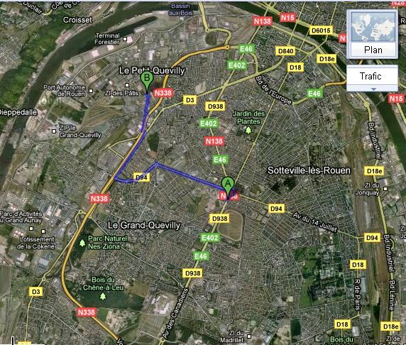 [CFA] US Quevilly-Rouen Métropole 96692910