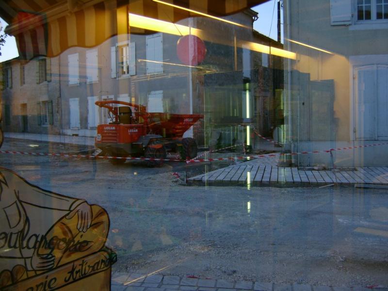vitine de paques 2011 l'envers du décor Travau11
