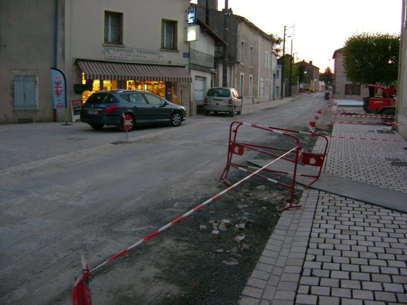 vitine de paques 2011 l'envers du décor Travau12