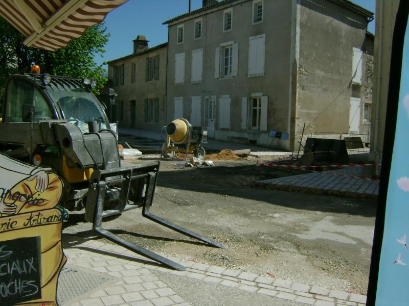 vitine de paques 2011 l'envers du décor Travau13