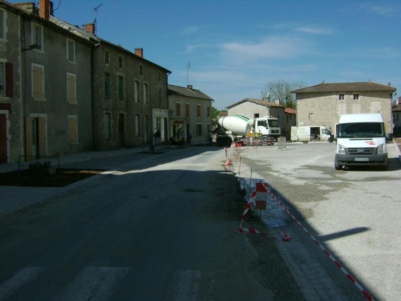 vitine de paques 2011 l'envers du décor Travau16