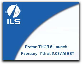 Lancement de Proton-M / THOR 2R le 10 février Safari10