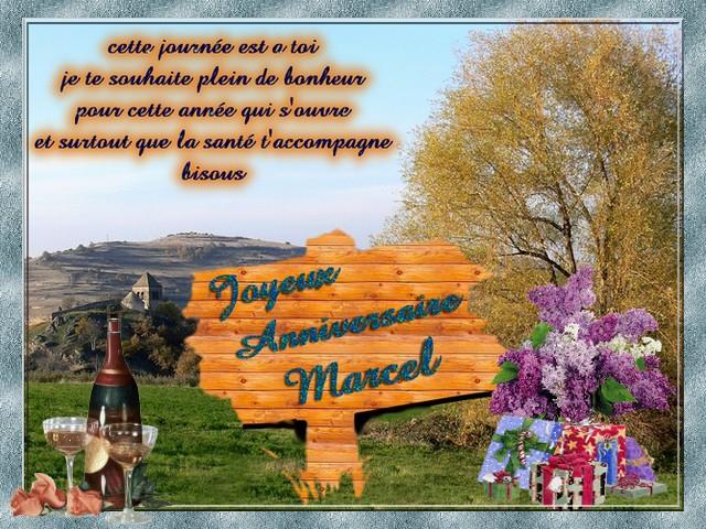 Anniversaire Marcel 29 Marcel10