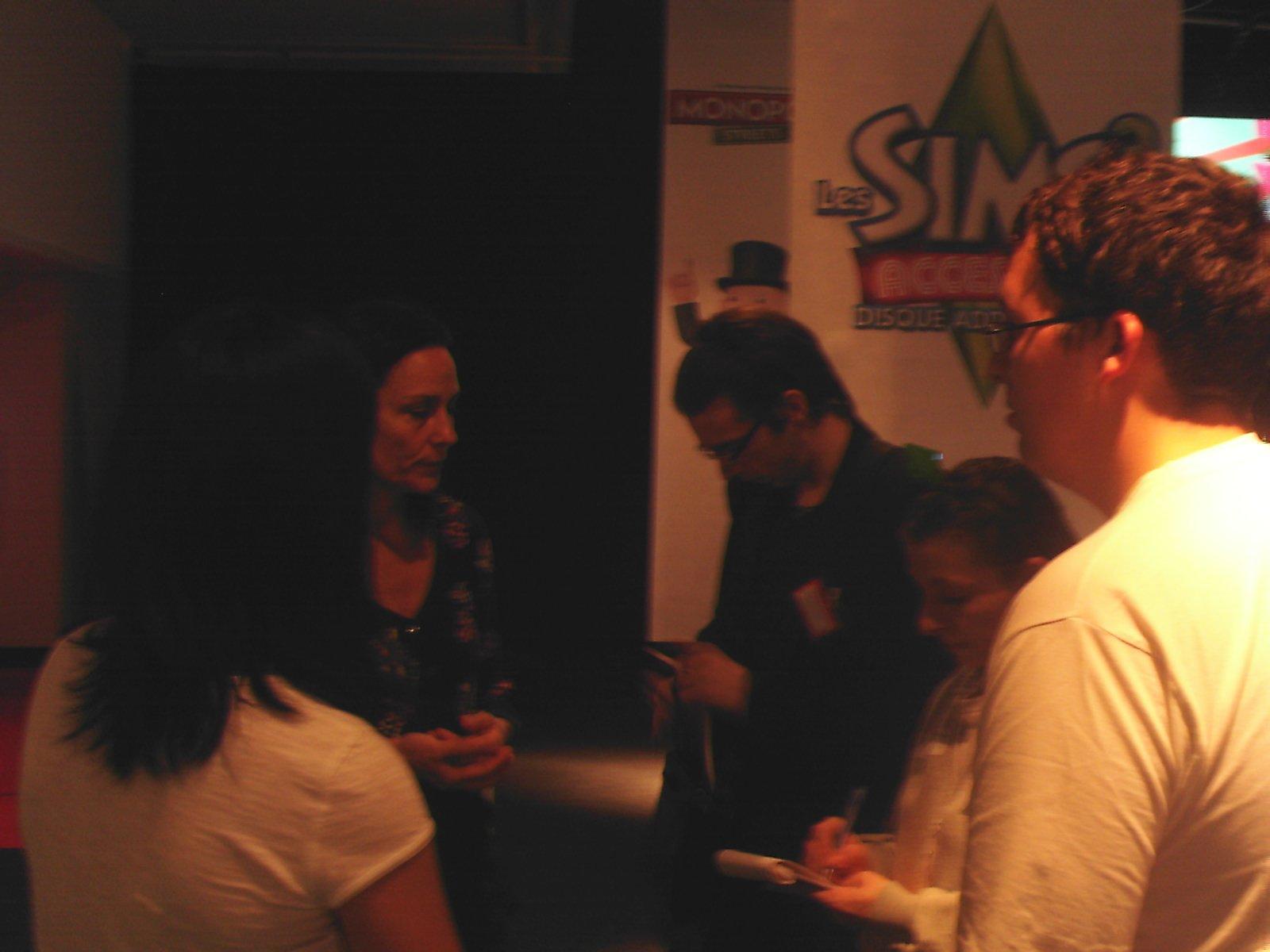 Évènement spécial : Melkior au fanday Sims 3 V.I.P. ! Accesv16