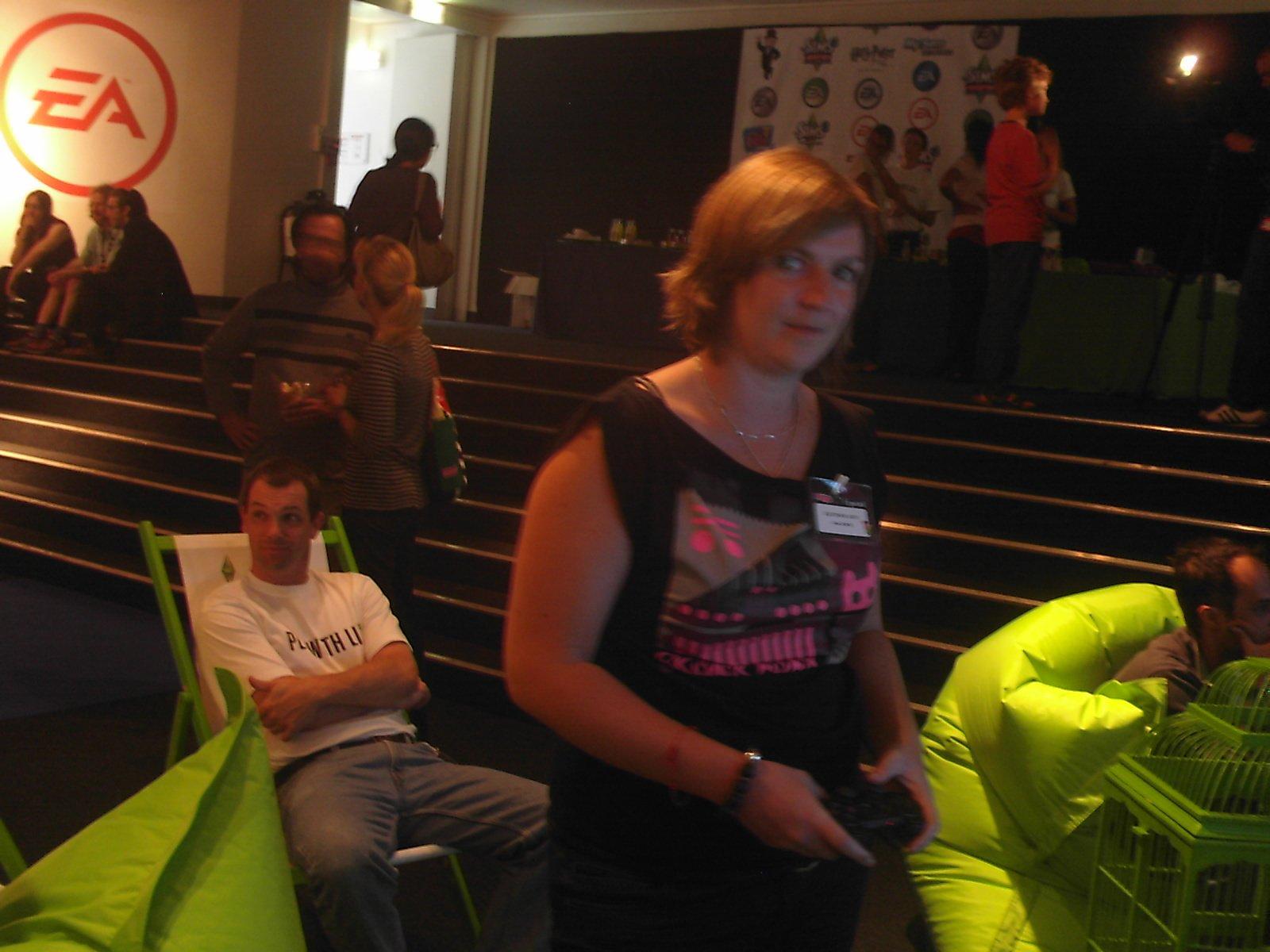 Évènement spécial : Melkior au fanday Sims 3 V.I.P. ! Accesv17