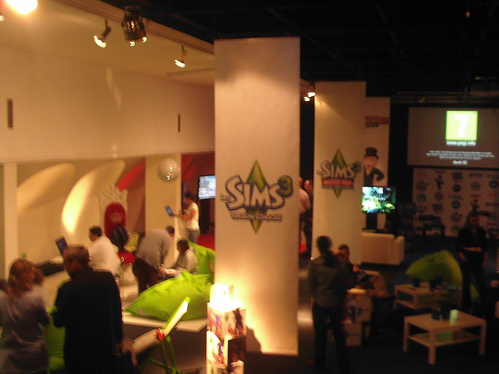 Évènement spécial : Melkior au fanday Sims 3 V.I.P. ! Accesv18