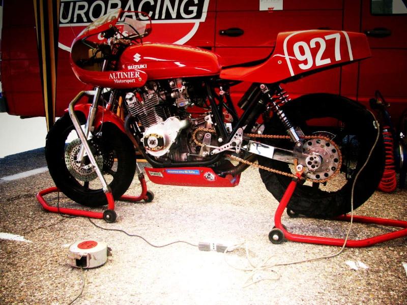SUZUKI GS 1000 race Img_5710