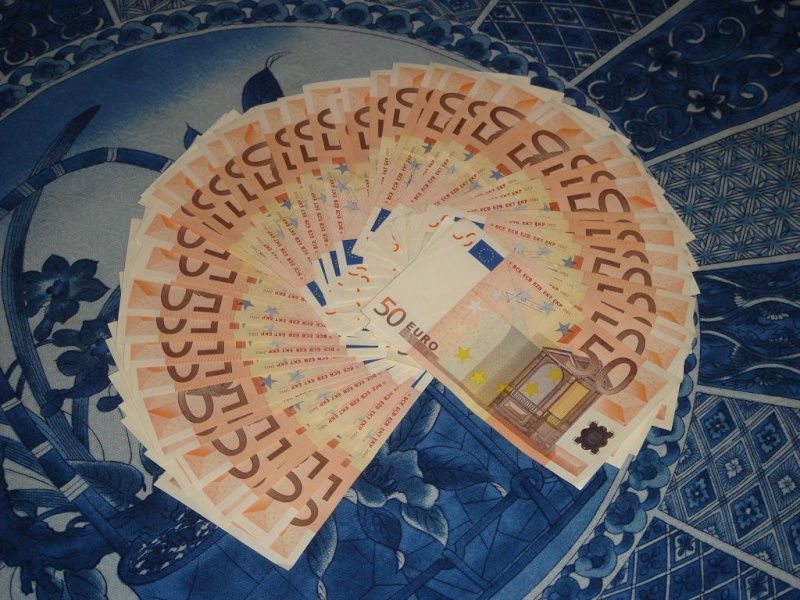 bonne nouvelle pour moi Euros10