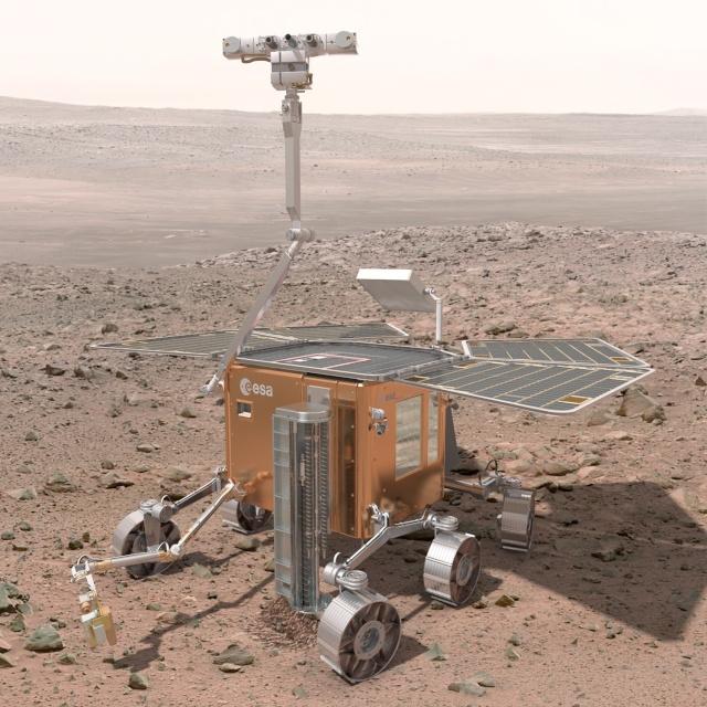EXOMARS - Le programme des deux missions à destination de Mars - Page 2 Exomar10