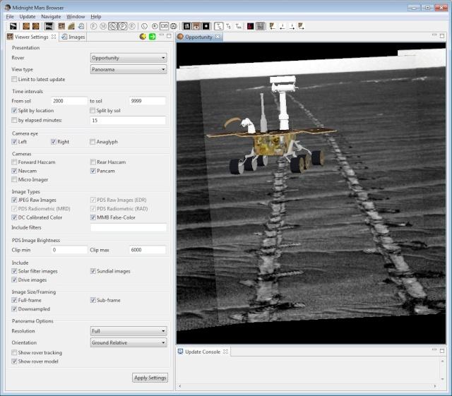 Opportunity va explorer le cratère Endeavour - Page 12 Image214
