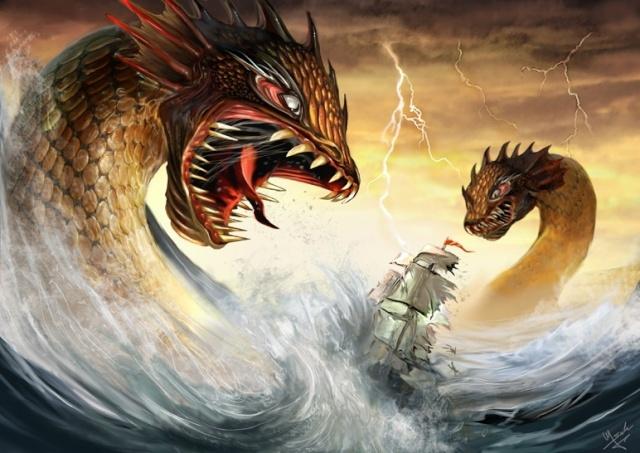 Fille de la mer, frère d'un souvenir [suite - terminé] Hydra_10