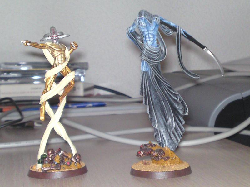 [Avendre] armées nécrons peinte 04710