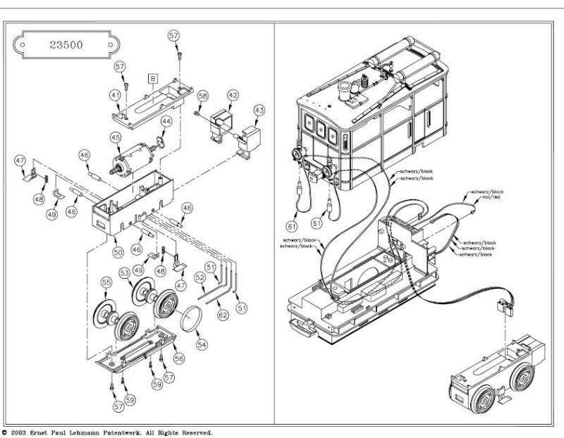 Instal·lació aparell de FUM en una LGB 2050/23500 ELIES 213