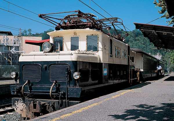 Les locomotores elèctriques dels Ferrocarriles Vascongados 5010