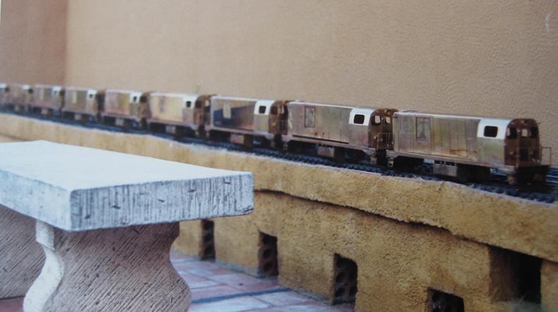 Locomotores diesel Alsthom de FFCC Catalans en IIm (FFCC de la Terrassa) A_1017