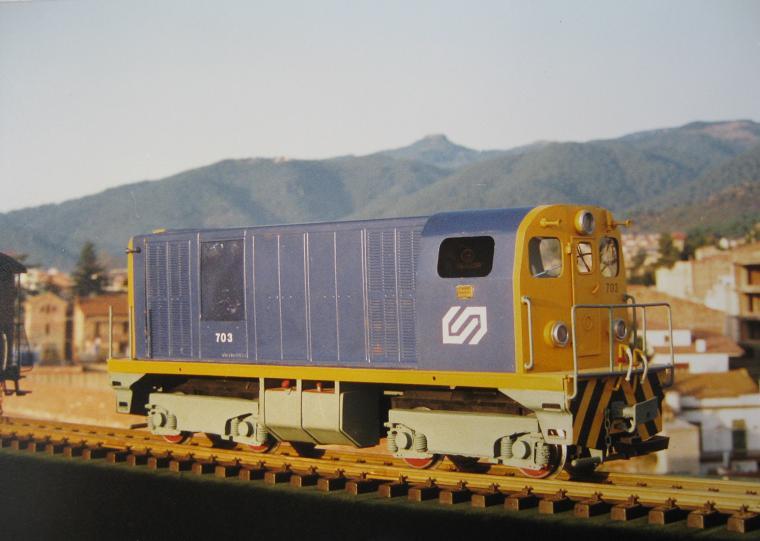 Locomotores diesel Alsthom de FFCC Catalans en IIm (FFCC de la Terrassa) A_1515