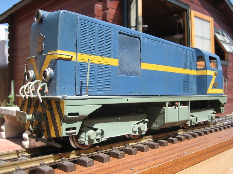 Locomotores diesel Alsthom de FFCC Catalans en IIm (FFCC de la Terrassa) A_1614