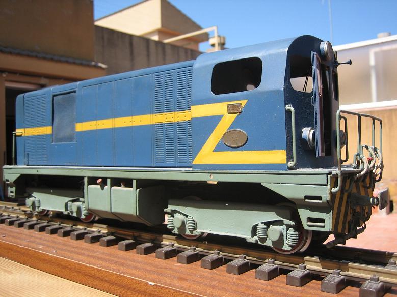 Locomotores diesel Alsthom de FFCC Catalans en IIm (FFCC de la Terrassa) A_1712