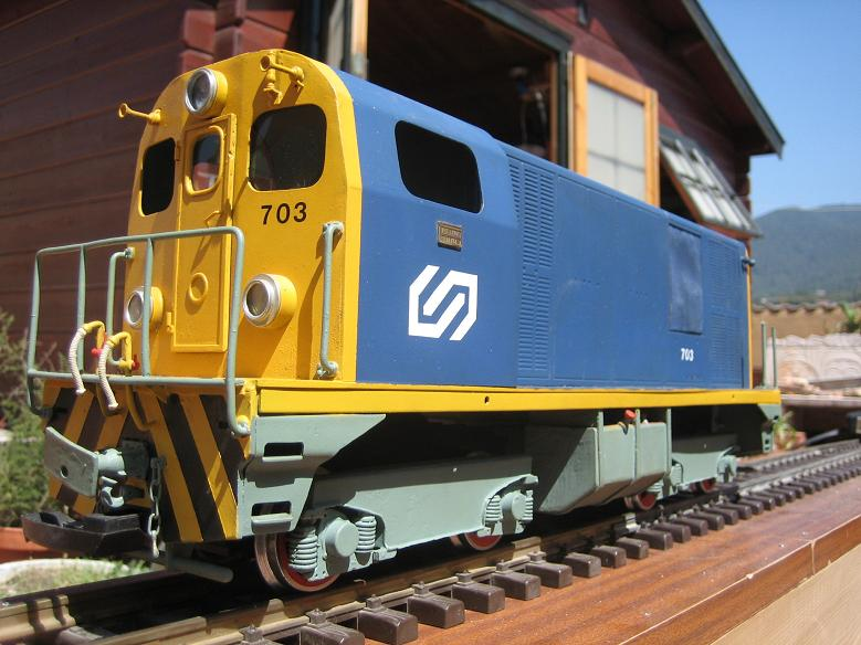 Locomotores diesel Alsthom de FFCC Catalans en IIm (FFCC de la Terrassa) A_1813