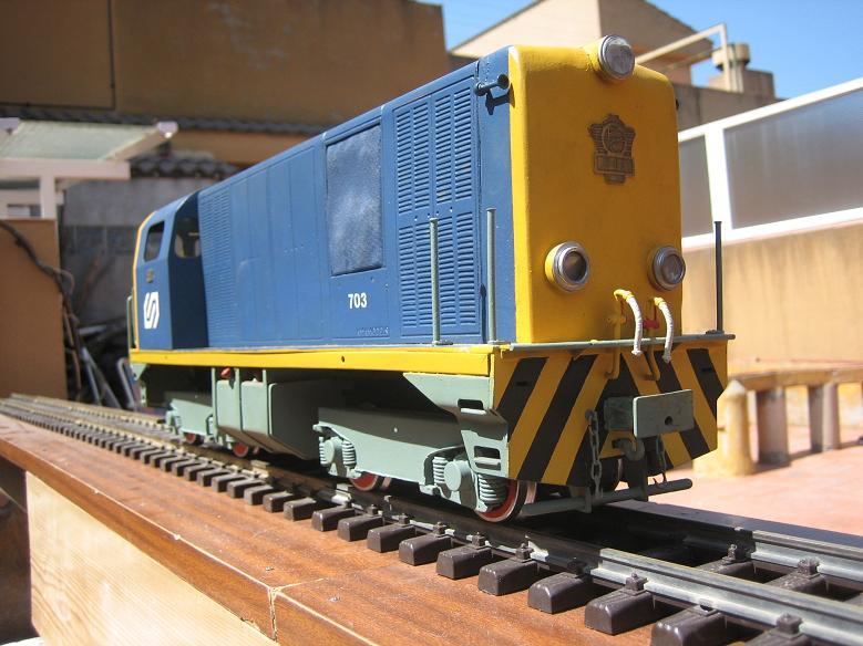 Locomotores diesel Alsthom de FFCC Catalans en IIm (FFCC de la Terrassa) A_1913