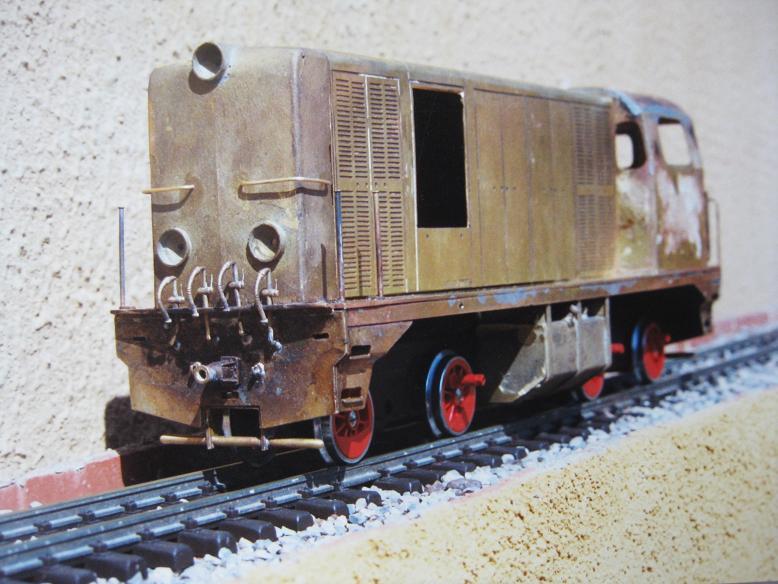 Locomotores diesel Alsthom de FFCC Catalans en IIm (FFCC de la Terrassa) A_816