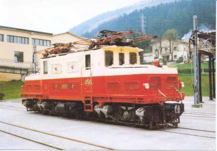 Les locomotores elèctriques dels Ferrocarriles Vascongados Arrate10