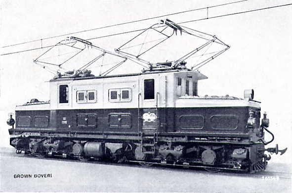 Les locomotores elèctriques dels Ferrocarriles Vascongados Cocog10