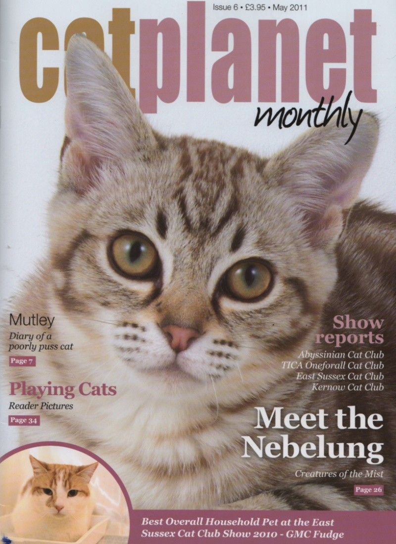 Cat Planet magazine Catpla10