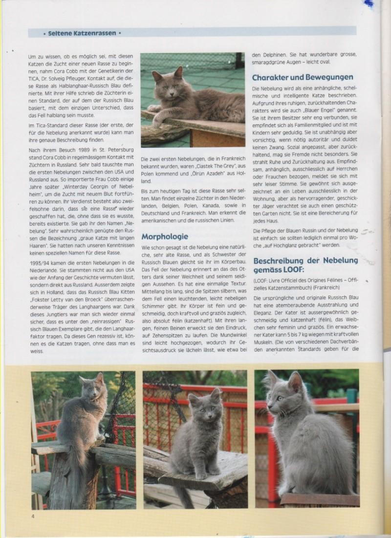 """German publication """"die-edelkatze """" Die-ed13"""